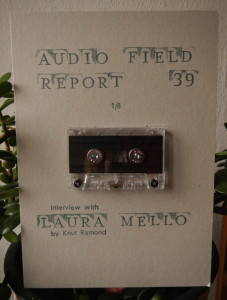 Audio Field Report nr. 39